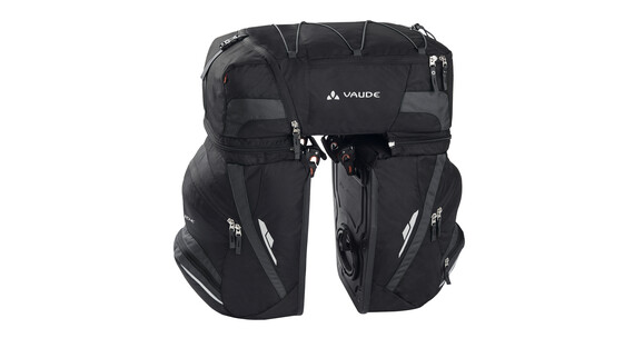 VAUDE Karakorum Panniers black/anthracite